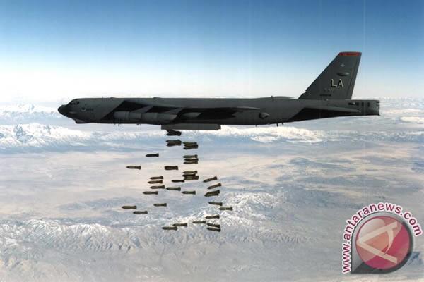 Pembom B-52 Amerika Serikat terbang di Korea Selatan