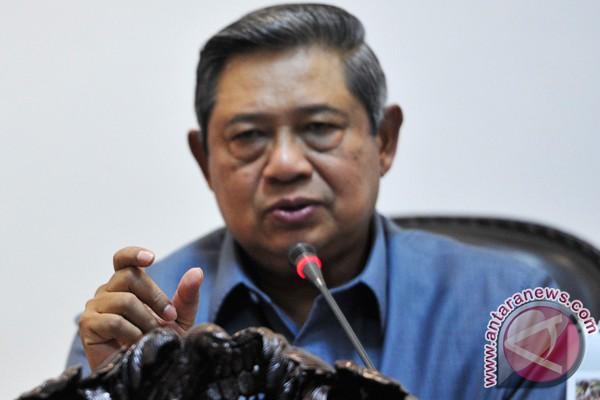 Presiden sebut politisi dan partisipasi syarat pemilu aman