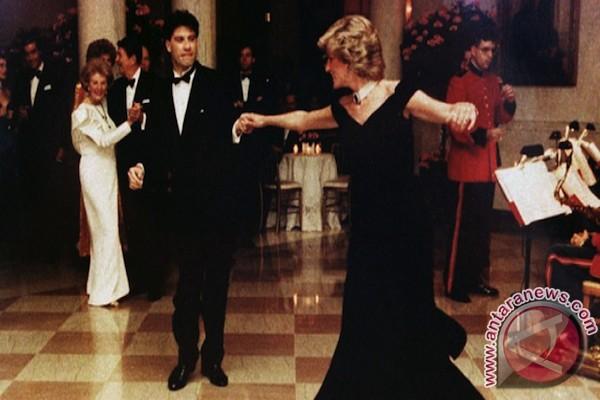 Gaun Putri Diana dilelang lebih 850.000 euro