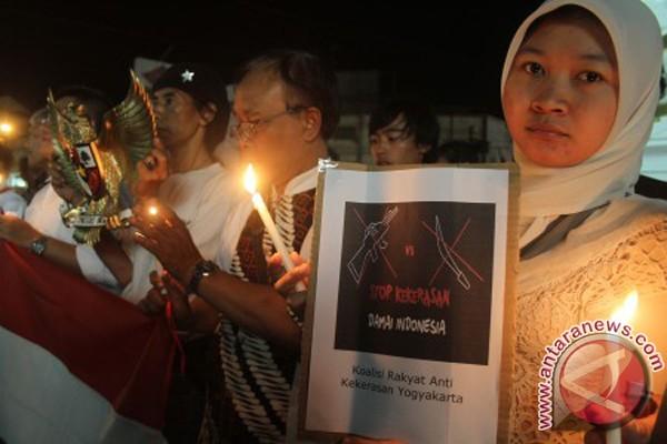 Jenazah korban penyerangan Cebongan dibawa ke NTT