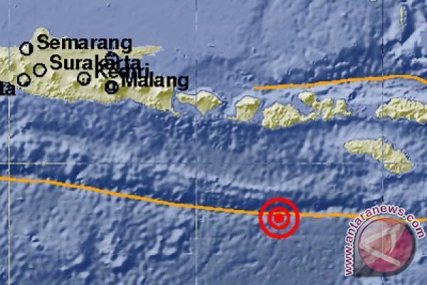 Gempa 5,6 SR guncang Sumbawa Timur