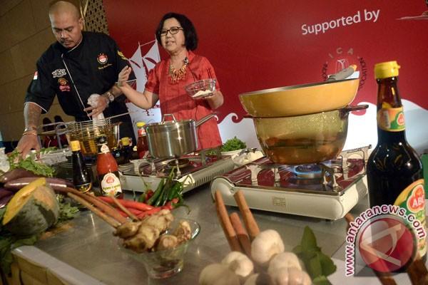 Dino Djalal sarankan tampilan kuliner Indonesia diperbaiki