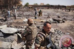 Tentara Prancis tewas akibat luka-luka di Mali