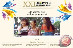 Film Indonesia menang di Global Short Film Awards Mew York