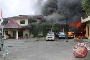 Korban penyerangan Mapolres OKU akhirnya meninggal