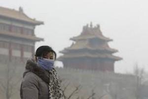 Beijing kembali waspada kabut asap
