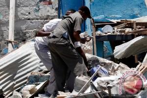 11 tewas dalam tiga ledakan bom hotel di Mogadishu