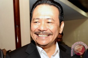Otto Hasibuan resmi mundur jadi pengacara Akil Mochtar