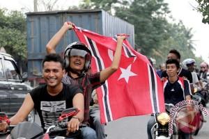 "Ratusan warga konvoi kibarkan ""bendera"" Aceh"