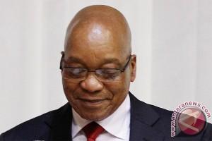 Komite eksekutif Kongres Nasional Afrika bertemu di tengah skandal Gupta