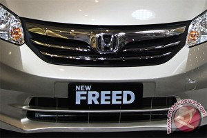 Honda Freed generasi terbaru masih tunggu perkembangan