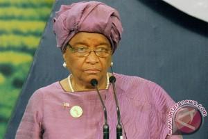 Presiden Liberia katakan tidak akan perpanjang darurat Ebola