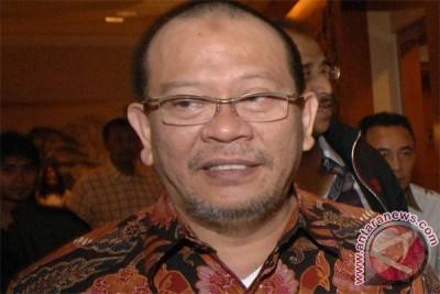 La Nyalla Ketua Umum PSSI 2015-2019