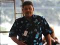 Wakil Bupati Bogor Karyawan Faturachman ketika di ruang tunggu gedung KPK, Jakarta, Kamis (25/4). Karyawan Faturachman diperiksa sebagai saksi kasus penyuapan terkait lahan di Tanjungsari Bogor yang akan dijadikan pemakaman elite. (FOTO ANTARA/M Agung Rajasa)