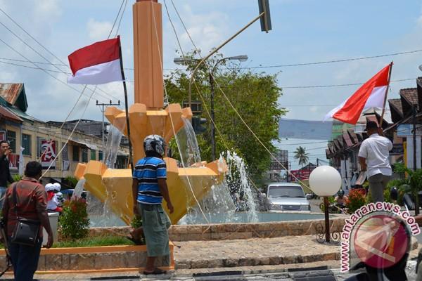 Pemuda Aceh Barat tolak