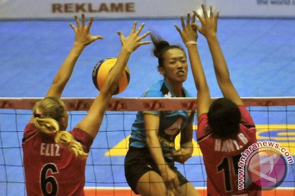 Jakarta Popsivo PGN juarai Proliga 2013