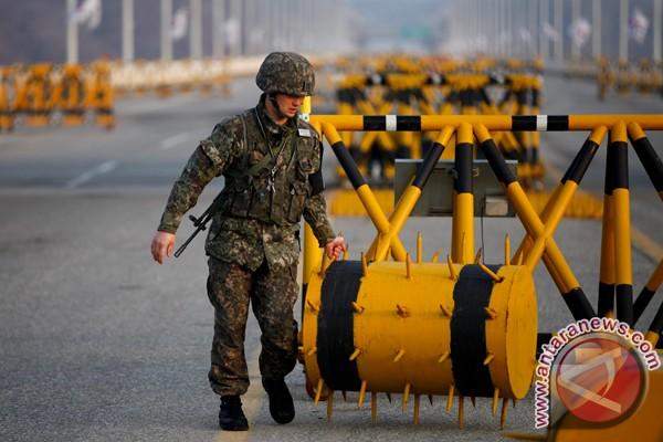 Prajurit Korut terobos DMZ, membelot ke Korsel
