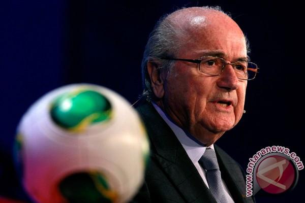 Blatter tidak akan hadiri final Piala Dunia Putri di Kanada