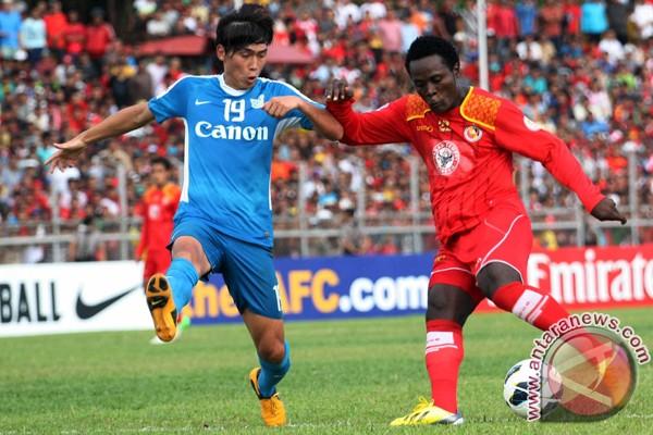 Semen Padang rebut juara grup E Piala AFC