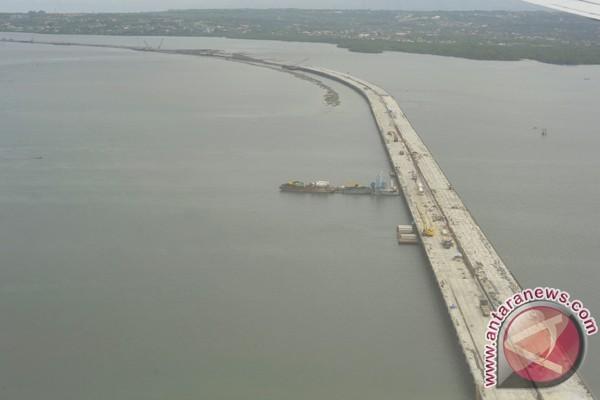 Bali punya jembatan tol terpanjang di Indonesia