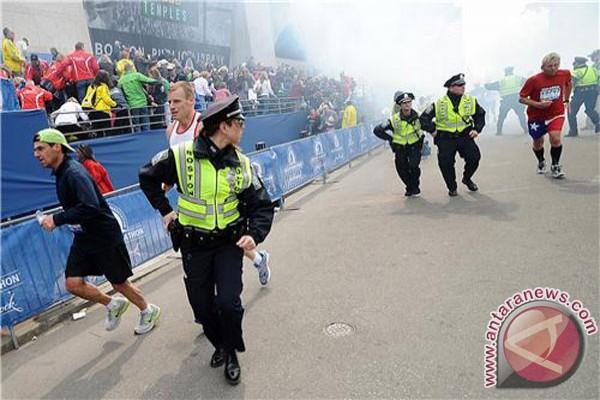 Seperti apakah Bom Maraton Boston itu