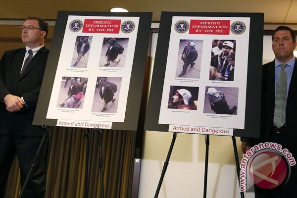 FBI siarkan gambar dua tersangka pemboman Boston