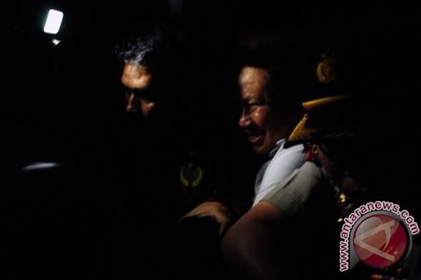 Kronologi eksekusi Susno Duadji