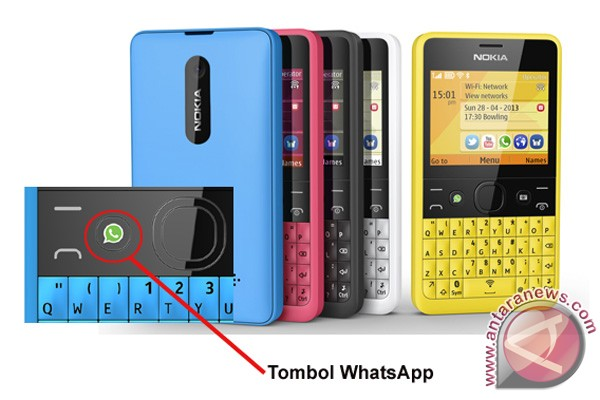 DOWNLOAD WHATSAPP FOR NOKIA ASHA 210 - Wroc?awski