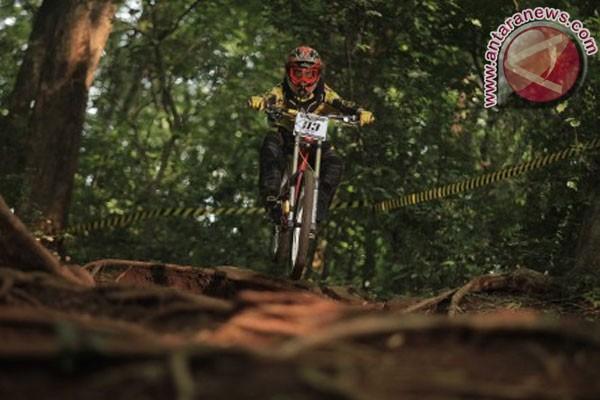 Lima pebalap Indonesia turun di kejuaraan dunia down hill