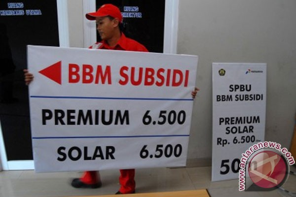 Presiden Yudhoyono tidak akan umumkan kenaikan BBM