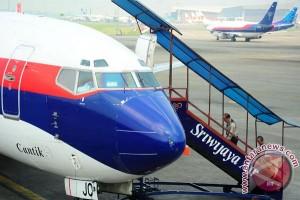 Sriwijaya buka penerbangan dari Sampit