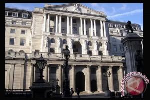 BoE pertahankan suku bunga utama 0,5 persen