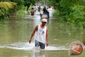 Banjir, arus lalu lintas Jepara-Demak dialihkan