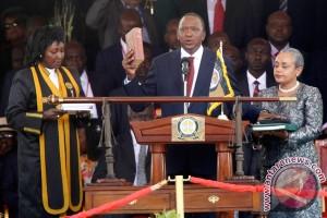 Presiden Kenya pecat lima menteri terlibat korupsi