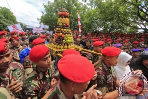Ratusan advokat siap dampingi 11 personel Kopassus TNI AD
