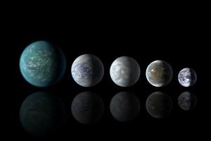 """Ilmuwan temukan bintang dengan planet di zona """"layak huni"""""""