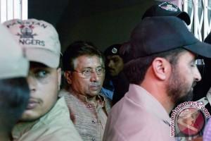 Musharraf tinggalkan Pakistan setelah larangan bepergian dicabut