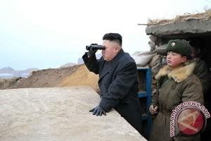 Kim Jong-un sudah dibriefing, serangan rudal ke Guam sudah siap