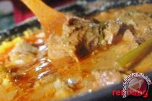 Puluhan menu kuliner Indonesia disajikan di Houston