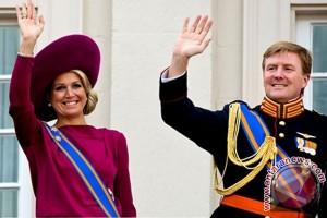 Raja Willem-Alexander resmi pimpin Belanda