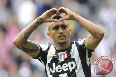 Vidal pindah dari Juve ke Bayern