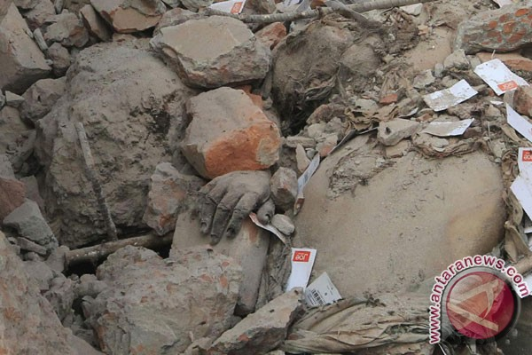 Korban jiwa tragedi Bangladesh 352