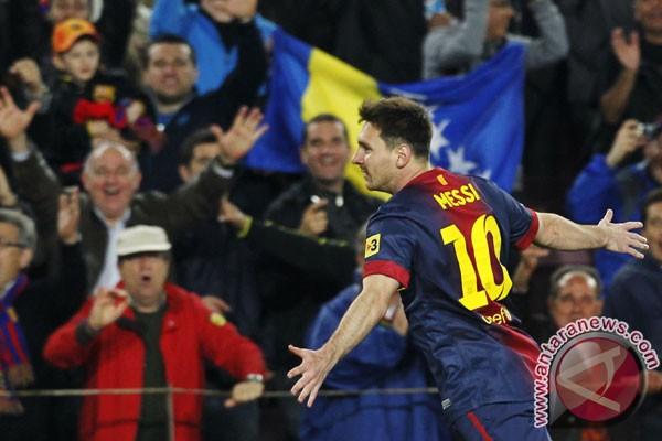 Barcelona dipastikan juarai Liga Spanyol