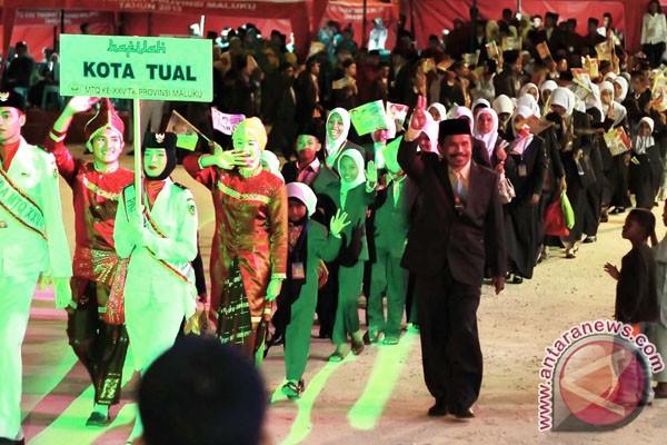 Kota Tual juara umum MTQ Maluku