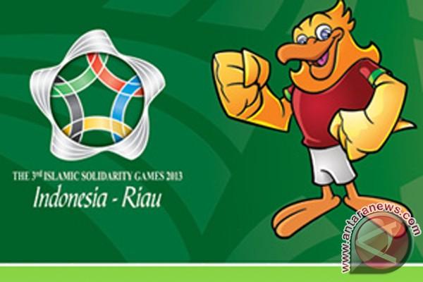 Gubernur minta perkantoran pasang bendera peserta ISG