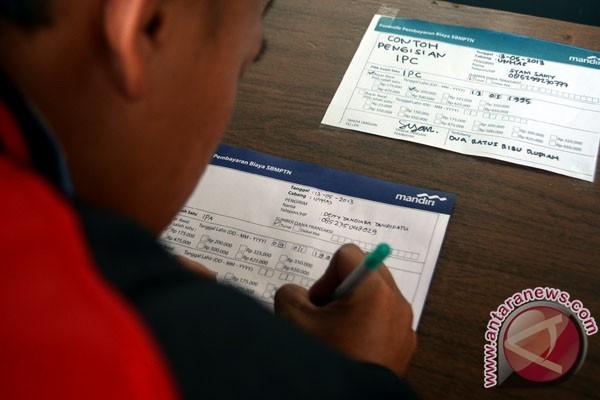 28.503 siswa daftar SBMPTN di Sumbar