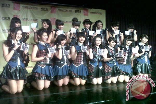 Warna-warni konser JKT48