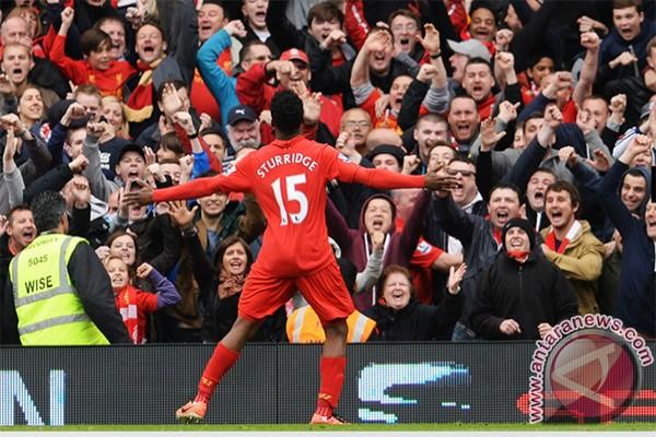 Pemain Liverpool Daniel Sturridge (premierleague.com)