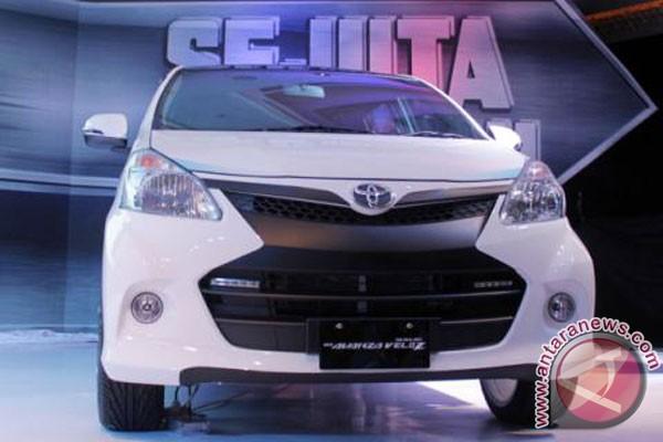 New Toyota Avanza Veloz (Antaranews)