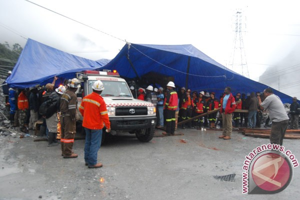 Tim penyelamat temukan satu jenazah pekerja Freeport